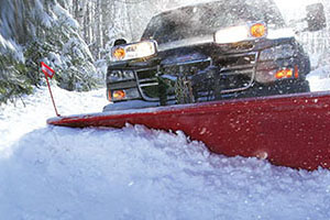 Residential and Commercial Snow Plowing in North Tonawanda
